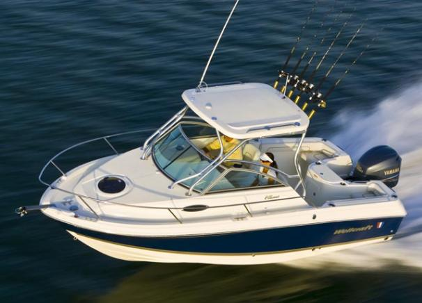 Wellcraft 220 COASTAL Manufacturer Provided Image