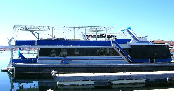 Sumerset Houseboats Multi Owner Houseboat