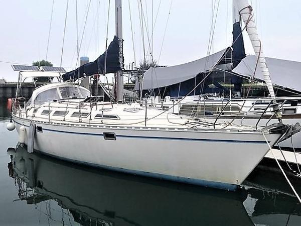 Gib'Sea 442 Gib Sea 442 Profile