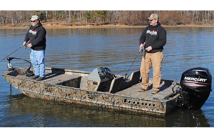 Triton Boat image