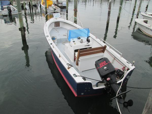 Tripp Angler Center Console