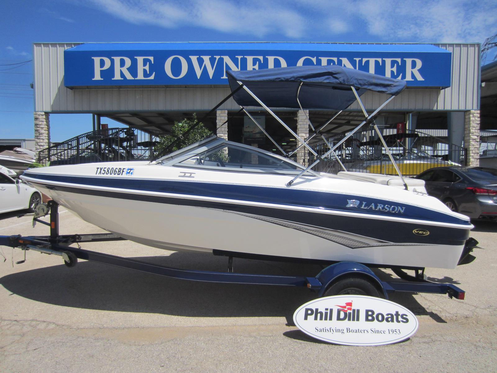 Used Larson Bowrider Boats For Sale Images
