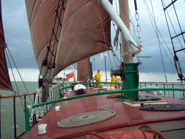 Barge Thames Sailing Barge Thames sailing barge for sale
