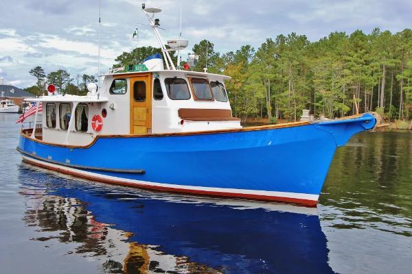 Custom Trawler RACHEL J