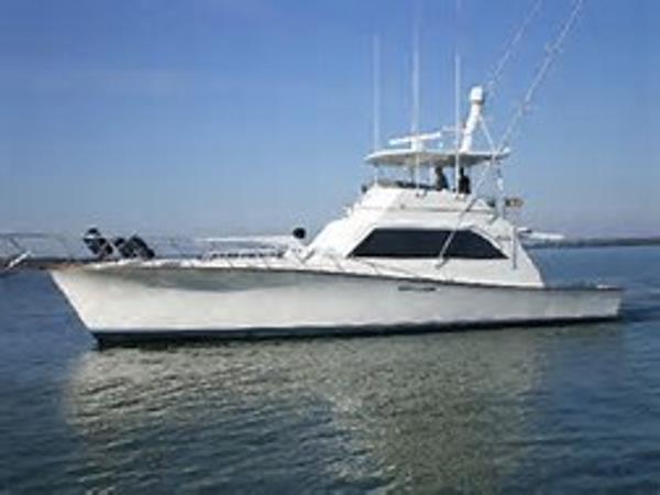 Ocean Yachts 55 Super Sport Manufacturer image