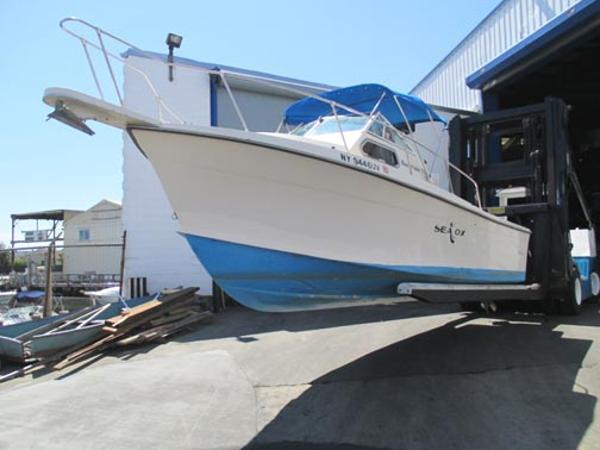 Sea Ox 250C WALKAROUND BEST BOAT
