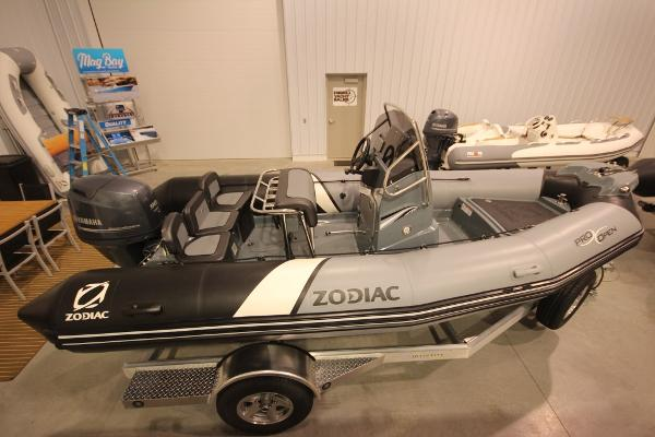 Zodiac Pro Open 550 NEO 115hp DEMO In Stock