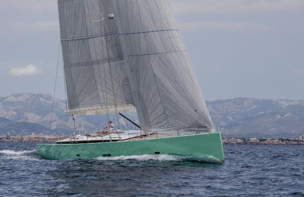 Michael Schmidt Yachtbau Brenta 80 DC