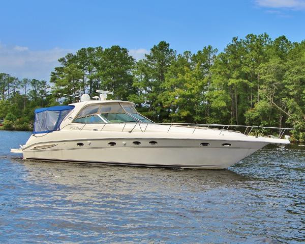 Sea Ray 460 Sundancer SEA HORSE