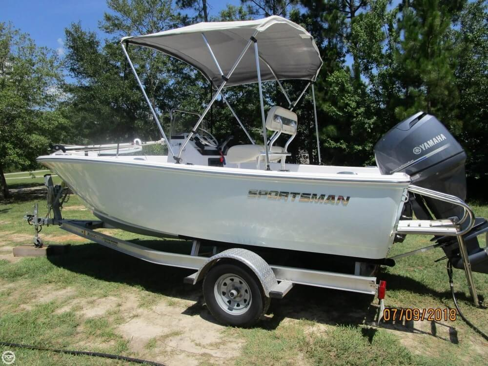 Sportsman 17 Island Reef 2017 Sportsman 17 Island Reef for sale in Brooklet, GA