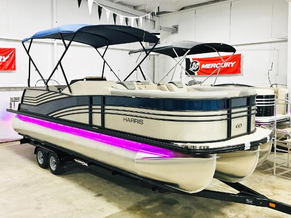 Harris FloteBote GRAND MARINER 250 SL 27Ft