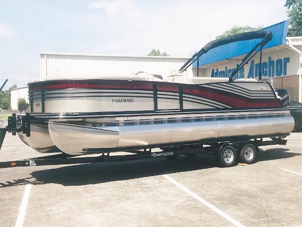 Harris FloteBote GRANDMARINER 250 350 VERADO