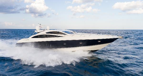 Sunseeker Predator 82 Profile
