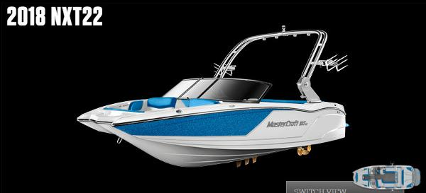 Mastercraft NXT22 Incoming Color Scheme 1