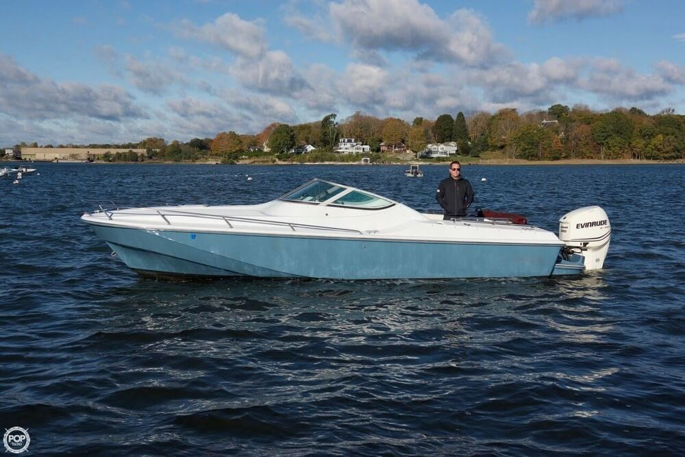 Boston Whaler 25 1987 Boston Whaler 25 for sale in Branford, CT