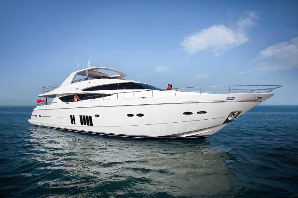 Princess Flybridge 98 Motor Yacht