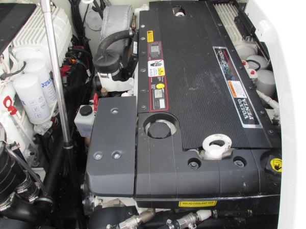 400 HP Volvo Diesel