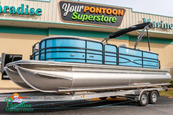 Paradise Pontoon 224 RS
