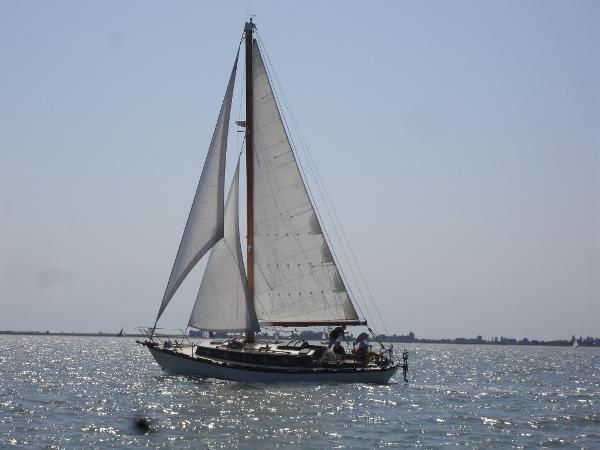 Samson C-Petrel 36 Live Aboard Yacht Samson C Petrel 36