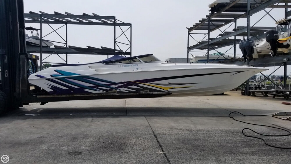 Fountain 38 Lightning 2005 Fountain 38 Lightning for sale in Massapequa, NY