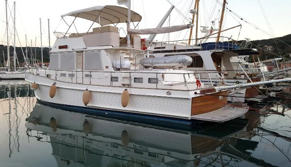 Grand Banks 46 Heritage CL