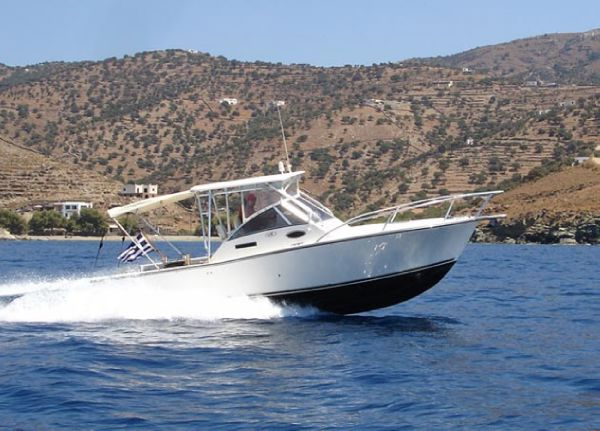 Albemarle 28 Express Sport Fisherman