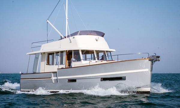 Rhea 34 Trawler Rhea Marine 34 Trawler
