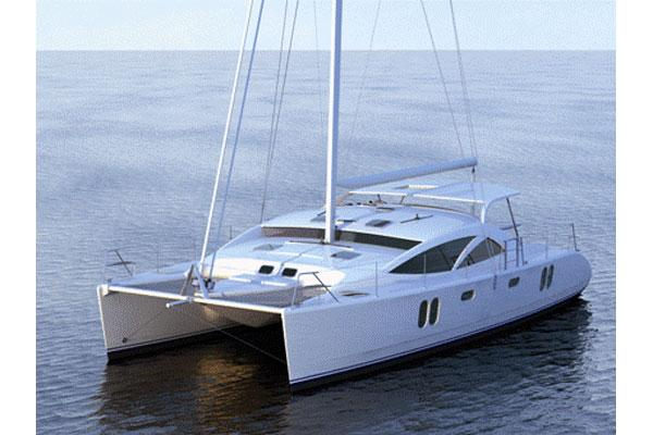 Spirit 50 Catamaran