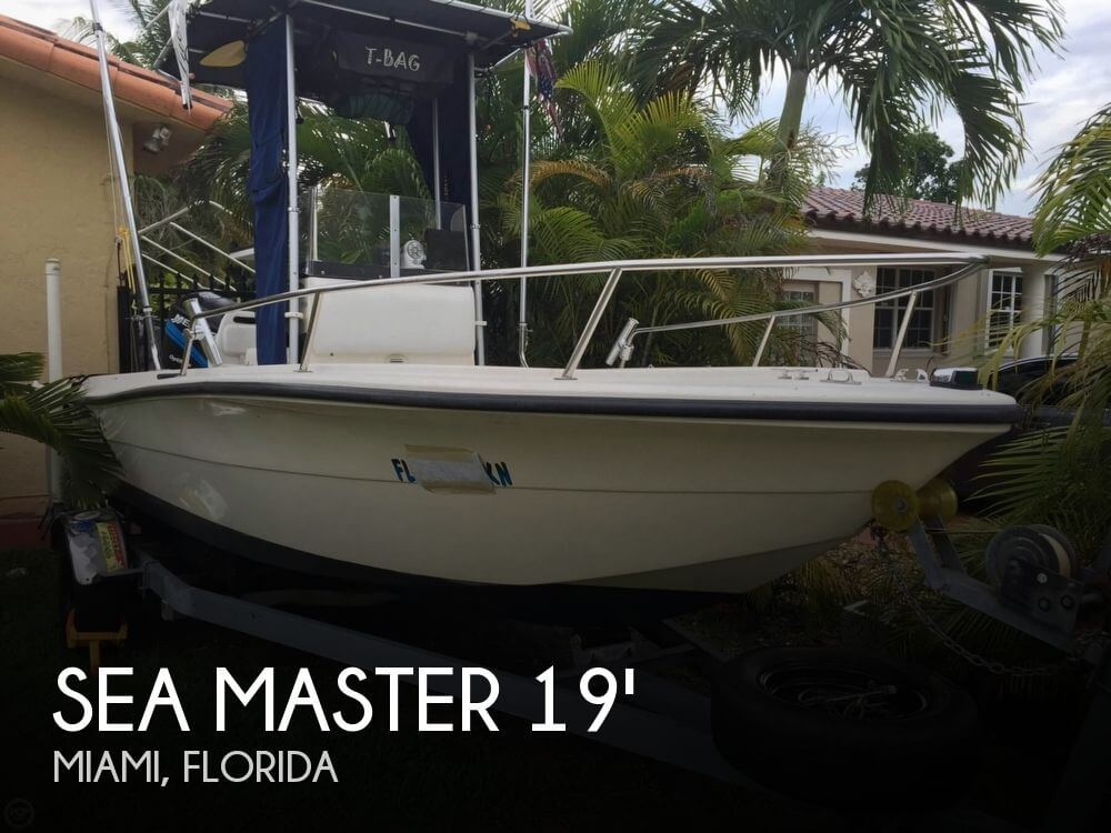 Sea Master 1980 Center Console 1997 Sea Master 1980 Center Console for sale in Miami, FL