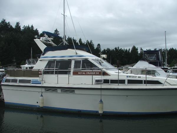Storebro Royal Cruiser 36