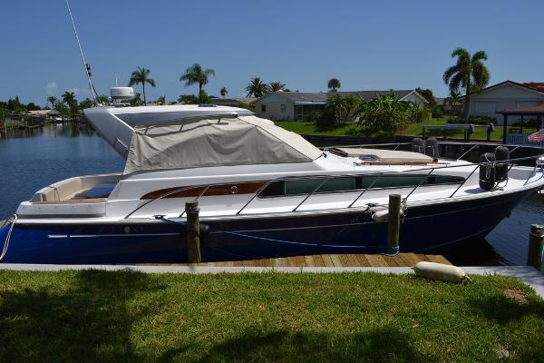 2003 chris craft roamer merritt island florida for Chris craft boat club