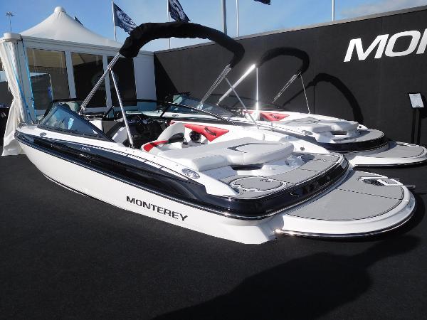 Monterey 204 FS - 2017 Model