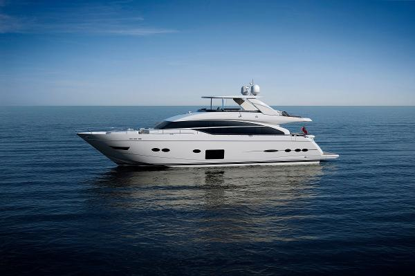 Princess Flybridge 88 Motor Yacht