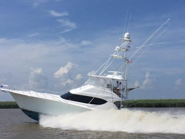 Hatteras 60 Convertible T-Time