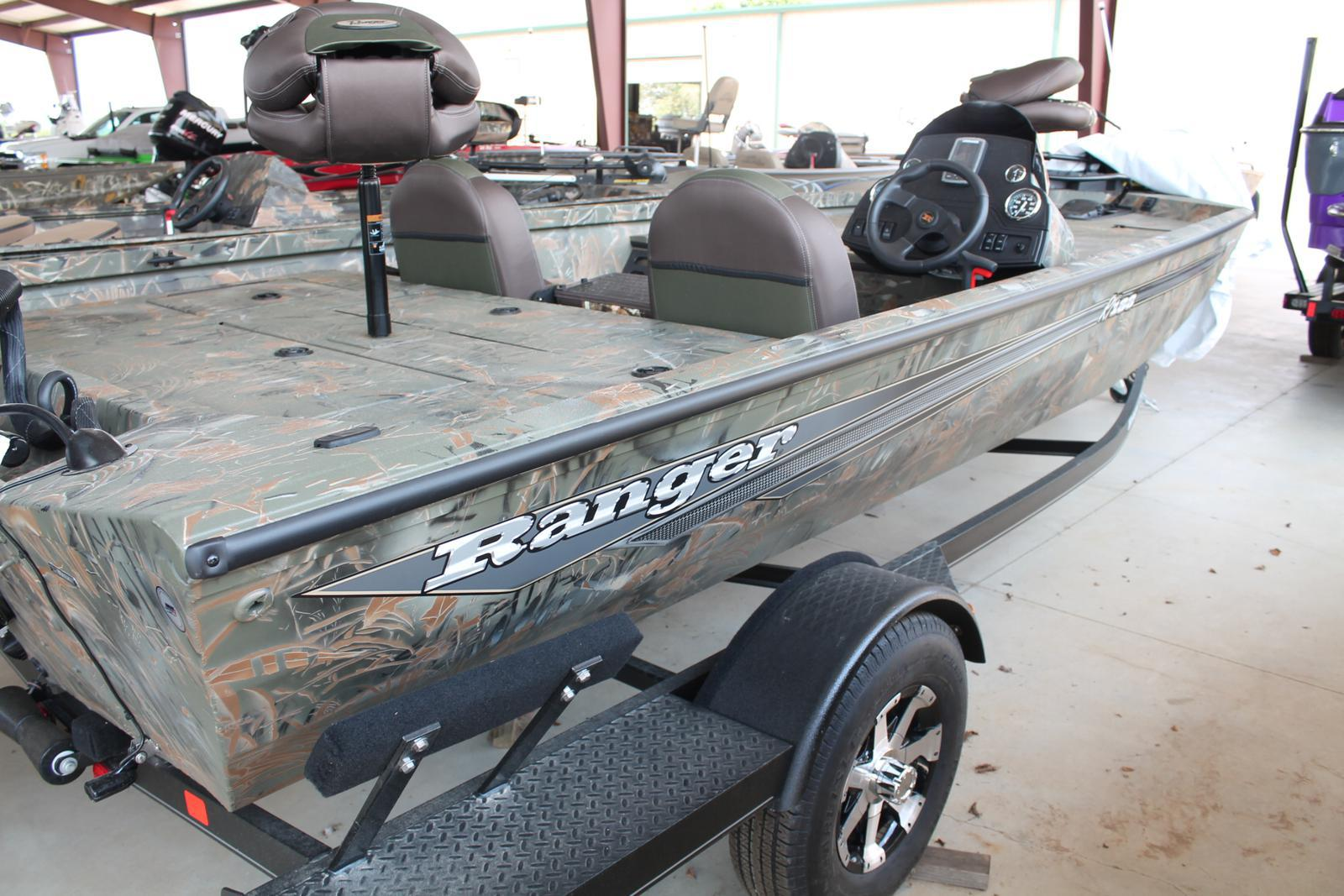 Ranger Tournament RT188 Camo