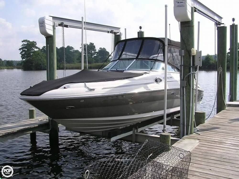 Sea Ray 240 Sundeck 2006 Sea Ray 240 Sundeck for sale in Oriental, NC
