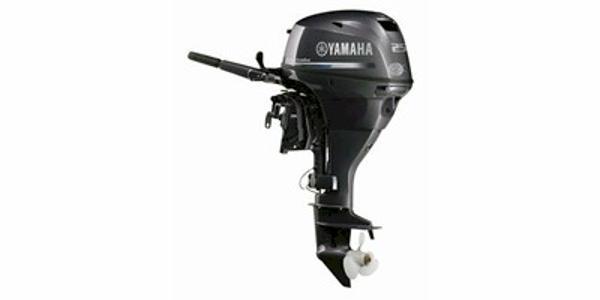 Yamaha Outboards F25LEHB