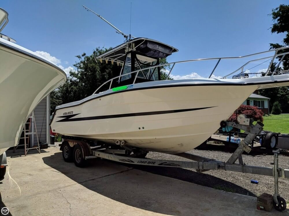 Hydra-Sports 2450 Vector 1997 Hydra-Sports 2450 Vector for sale in Chester, MD