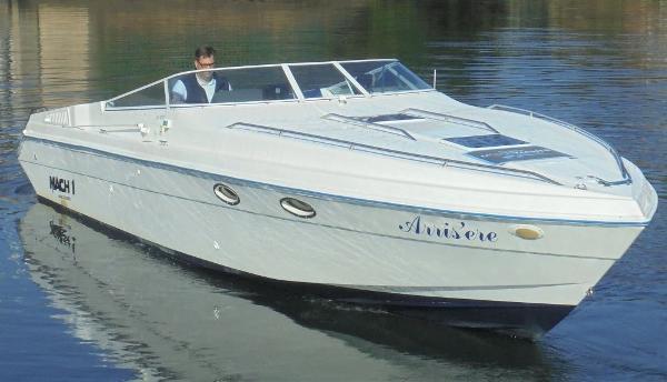 Baha Cruisers Mach 1 Baha Cruisers Mach 1 - On the water 1