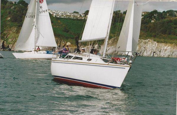 Catalina Capri 26