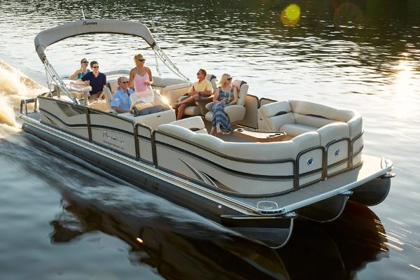 Premier 270 Boundary Waters Manufacturer Provided Image