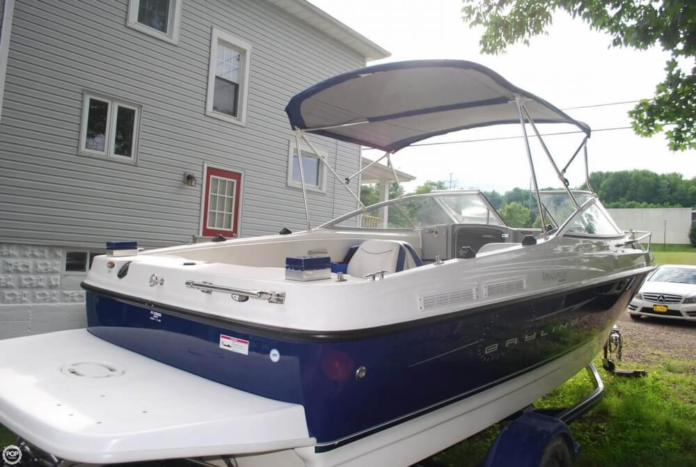 Bayliner 210 Discovery 2007 Bayliner 21 Discovery for sale in Endicott, NY