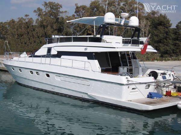 Ferretti Yachts 58 ALTURA