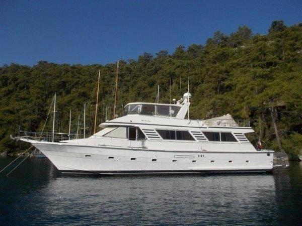 22M Trawler Motor Yacht 22M Trawler Motor Yacht