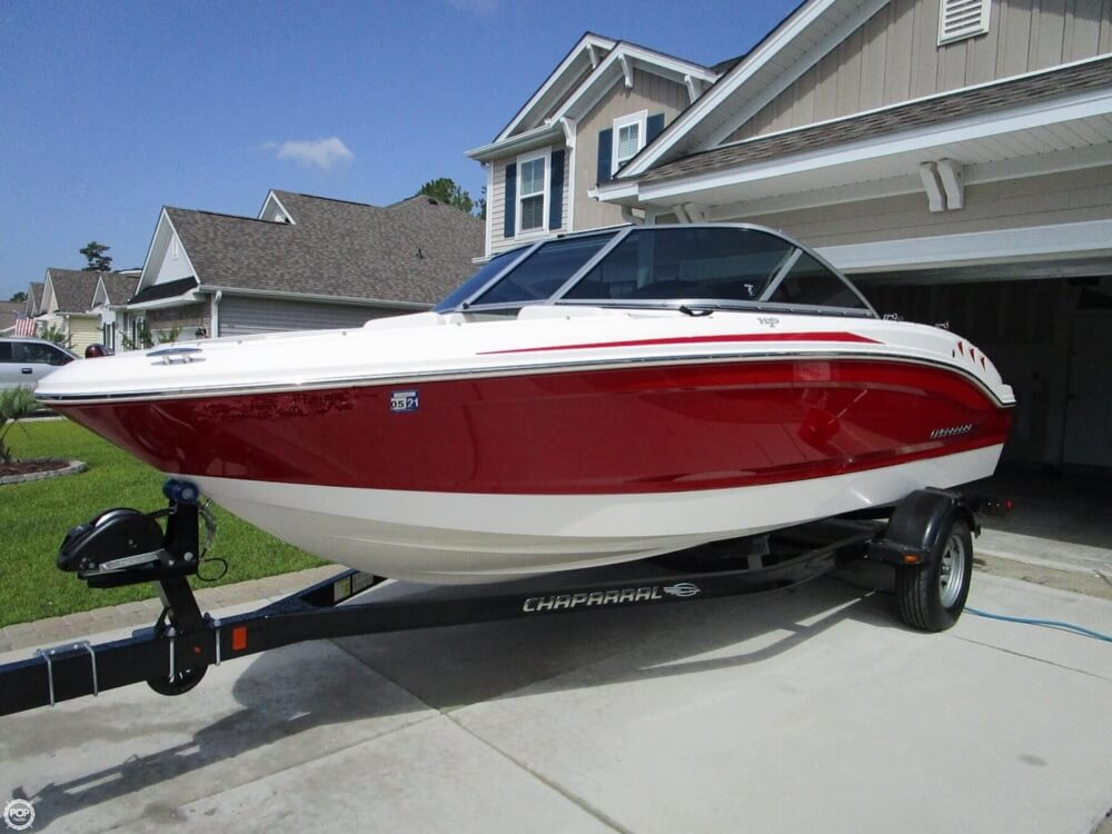 Chaparral 18 H2O Sport 2015 Chaparral H2O 18 Sport for sale in Myrtle Beach, SC