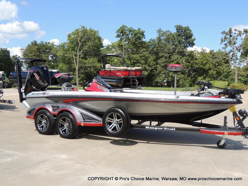 Ranger Z520C Ranger Cup Equipped