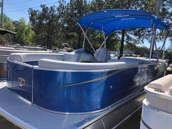 Tahoe Pontoon LTZ 22 CRUISE