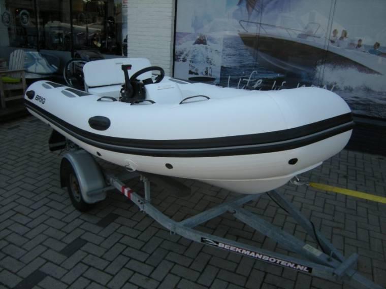 Brig Inflatable Boats Brig Falcon 360 de Luxe