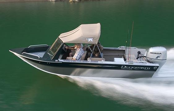 Duckworth Advantage Outboard 18 Manufacturer Provided Image