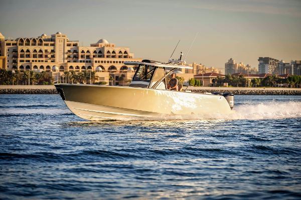 PCT P38 Motor Yacht